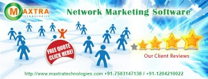 Network marketing software