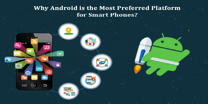 Android is the most preferred Platform for Mobile App Development