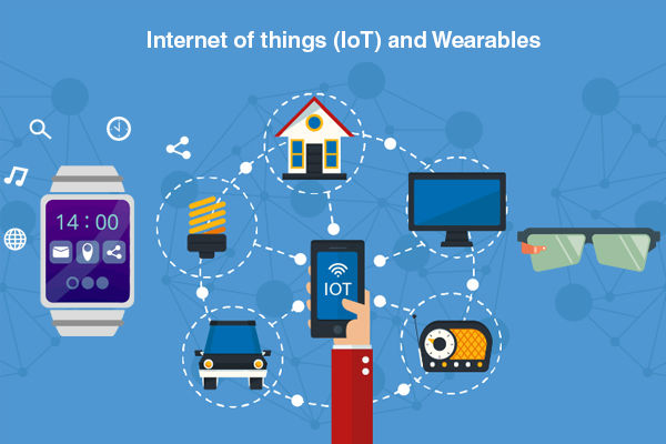 Internet of things (IoT) and Wearables