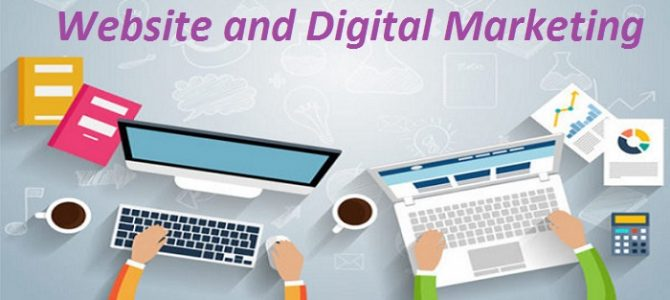 Website and Digital Marketing: A Must Have for Corporate World