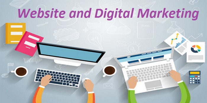Website and Digital Marketing