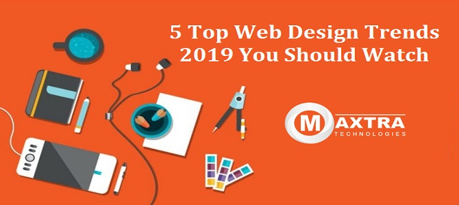 Web Design Trends 2019