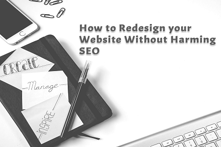 Risks of a Redesign in terms of SEO
