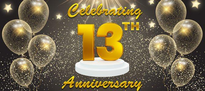 Maxtra Technologies Celebrates Its 13th Anniversary
